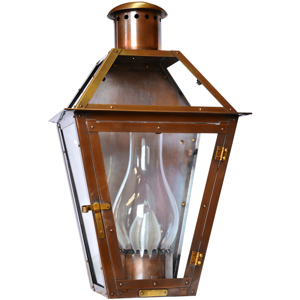 French Quarter Bevolo Gas Electric Lighting